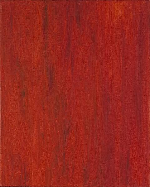 Rot 097 - 40x40 Acryl auf Leinwand